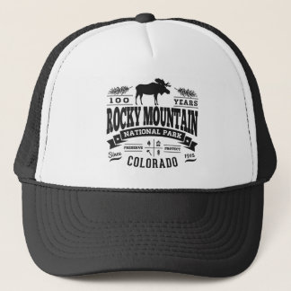 Rocky Mountain Vintage Trucker Hat