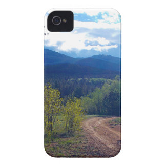 Rocky Mountain Wilderness iPhone 4 Case