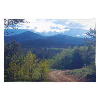 Rocky Mountain Wilderness Placemat