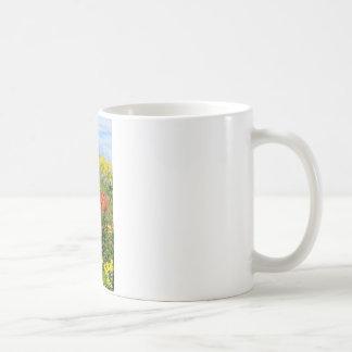 Rocky Mountain Wildflowers Coffee Mug