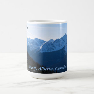 Rocky Mountains Coffee Mug