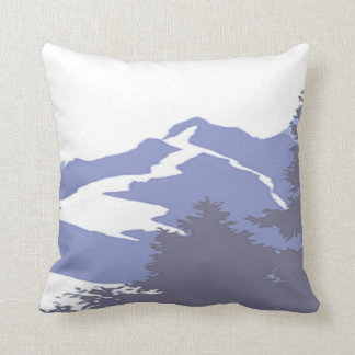 Rocky Mountains Cushion