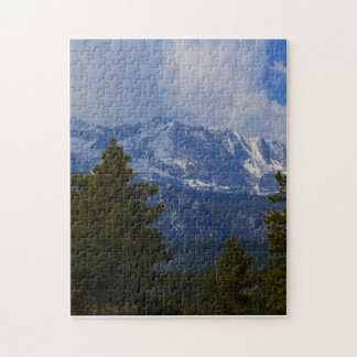 Rocky Mountains Puzzle