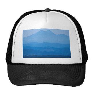 Rocky Mountains Twin Peaks Blue Haze Layers.jpg Hats
