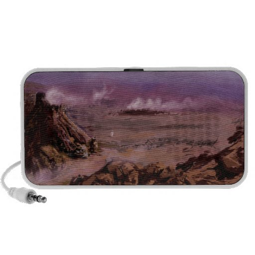 Rocky Planet Portable Speaker