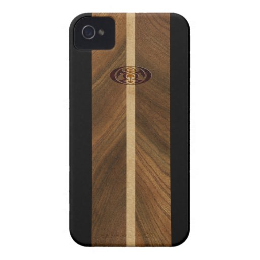 Rocky Point Hawaiian Surfboard iPhone 4 Cases iPhone 4 Cover