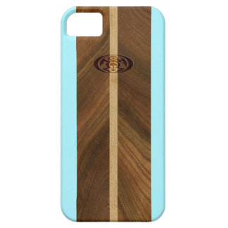 Rocky Point Hawaiian Surfboard iPhone 5 Cases