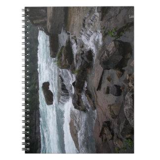 Rocky Rapids at Niagara Falls Notebook