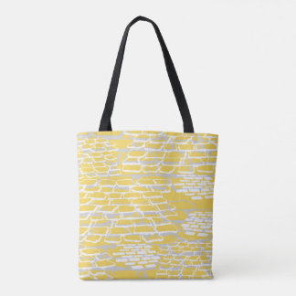 Rocky Road-Gold Tote Bag