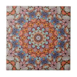 Rocky Roads  Colorful Ceramic Tiles