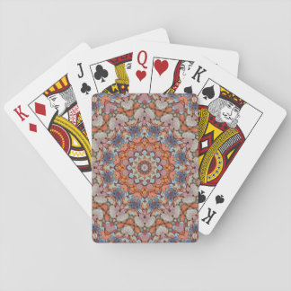 Rocky Roads Colorful Playing Cards