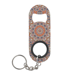 Rocky Roads  Kaleidoscope Bottle Openers