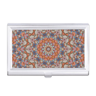 Rocky Roads Vintage Business Card Case