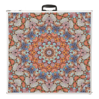 "Rocky Roads  Vintage Kaleidoscope 96""   Pong Table"