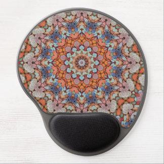 Rocky Roads  Vintage Kaleidoscope  Gel Mousepad