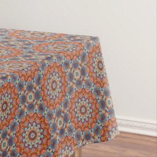 Rocky Roads Vintage Kaleidoscope  Tablecloth