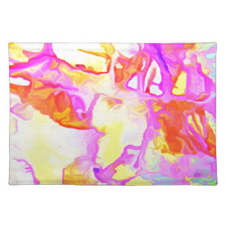 Rocky Shore at Sunrise Placemat