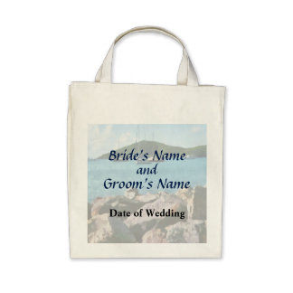 Rocky Shore St. Thomas Wedding Products Bags