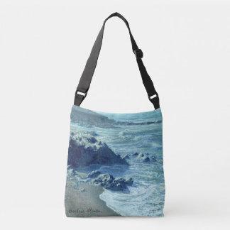 """""""Rocky Shoreline"""" Tote Bag"""