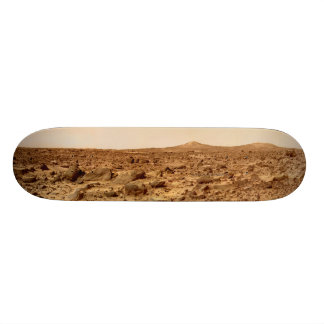 Rocky Surface of Planet Mars Skate Board Deck