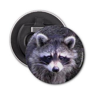 Rocky the Raccoon Bottle Opener