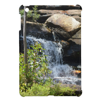 Rocky Waterfall Cover For The iPad Mini