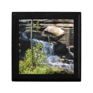 Rocky Waterfall Gift Box