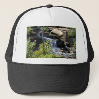 Rocky Waterfall Trucker Hat