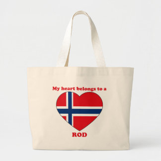 Rod Tote Bags