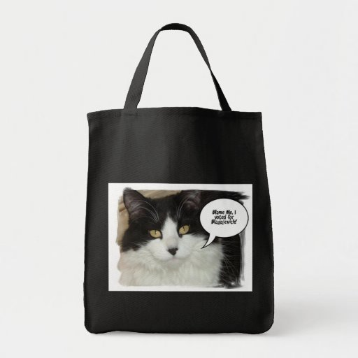Rod Blagojevich Humor Canvas Bags