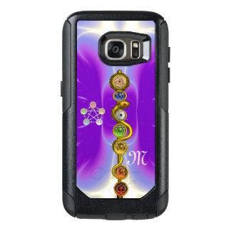 ROD OF ASCLEPIUS 7 CHAKRAS,YOGA ,SPIRITUAL ENERGY OtterBox SAMSUNG GALAXY S7 CASE
