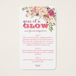 Rodan And Fields Business Cards Business Card Printing Zazzle - Rodan and fields business card template