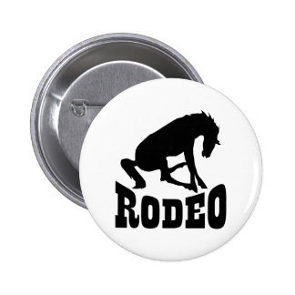 RODEO09 RODEO HORSE LOGO ICON GRAPHIC VECTOR STAMP BUTTONS