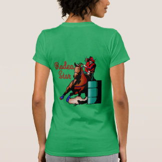 Rodeo Barrel Racing T-Shirt