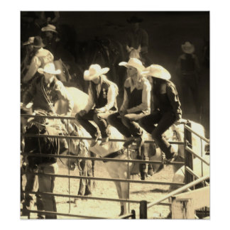 Rodeo Beauties Poster