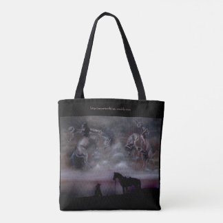 Rodeo Dreams Tote Bag