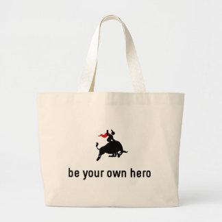 Rodeo Hero Jumbo Tote Bag