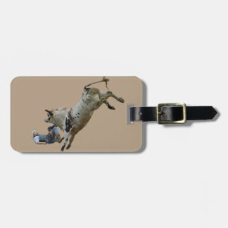Rodeo Luggage Tag