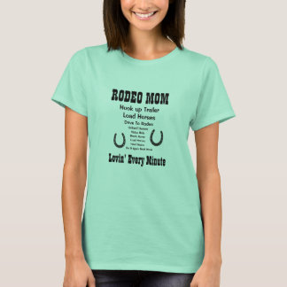 Rodeo Mum T-Shirt