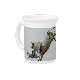 Rodeo Beverage Pitchers