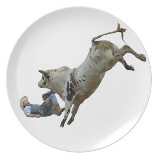 Rodeo Dinner Plates