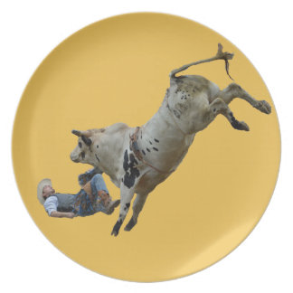 Rodeo Plates