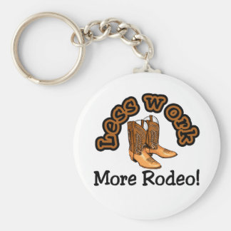 Rodeo T-shirts and Gifts. Key Ring