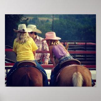Rodeo Talk Poster