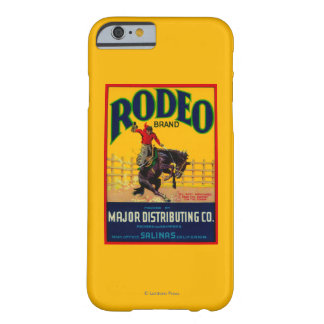 Rodeo Vegetable LabelSalinas, CA Barely There iPhone 6 Case