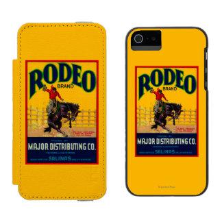 Rodeo Vegetable LabelSalinas, CA Incipio Watson™ iPhone 5 Wallet Case