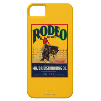 Rodeo Vegetable LabelSalinas, CA iPhone 5 Case