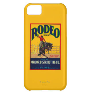Rodeo Vegetable LabelSalinas, CA iPhone 5C Case