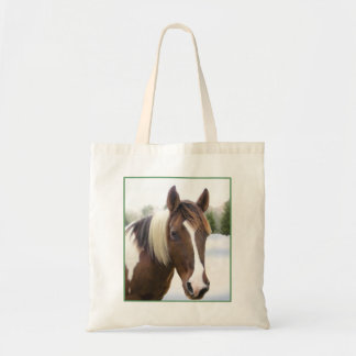 Rodger in Winter Tote Bag