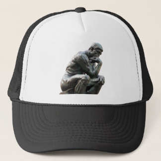 Rodin Thinker - Thinking Cap Hat